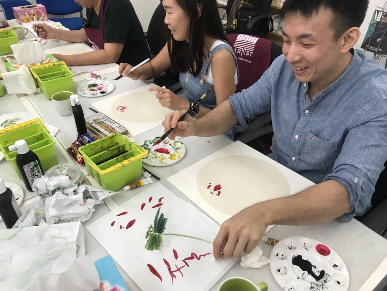 新加坡国画课程