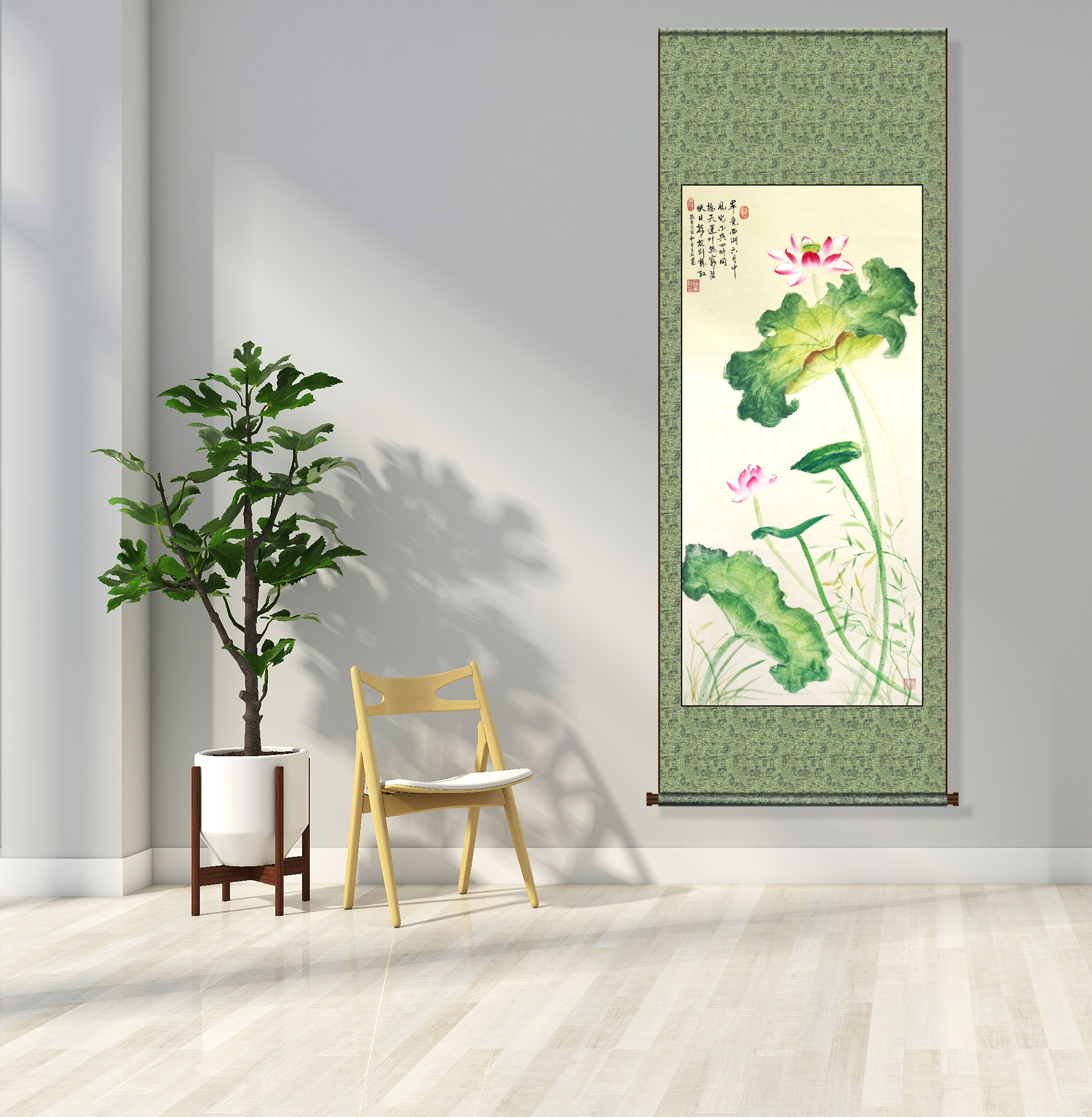Buy Chinese Painting Lotus